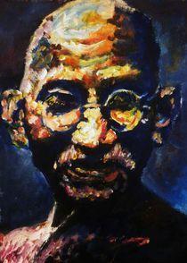 Mahatma Gandhi von Hong Jung