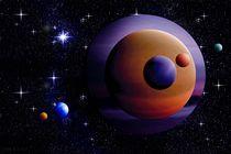 Exoplanetare cover cascade. by Bernd Vagt