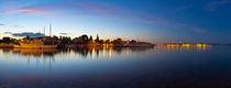 Zadar at dawn by Ivan Coric