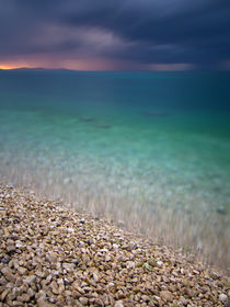 Storm on a horizon von Ivan Coric