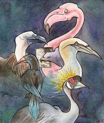 Birds Day von Ginevra Ballati