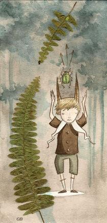 Fern Boy by Ginevra Ballati