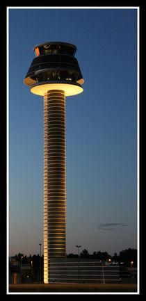 Arlanda Control Tower by Lennart Ljungh