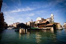 Venice 004 von Marek Mosinski