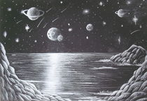 Ocean in Space von Hayley Knowles