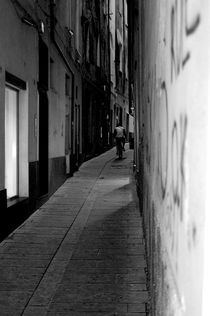 Savona Side Street by Mark Wilson