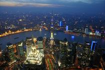 Shanghai by Arquimides Espiritu