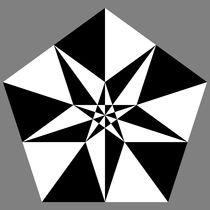 Fragmented-pentagon