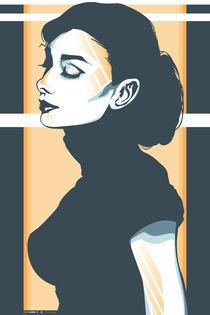Bold Audrey by Devon Stern