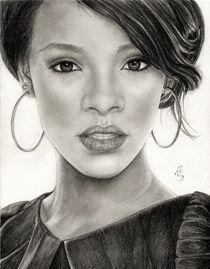 Rihanna von Angelica Stanton