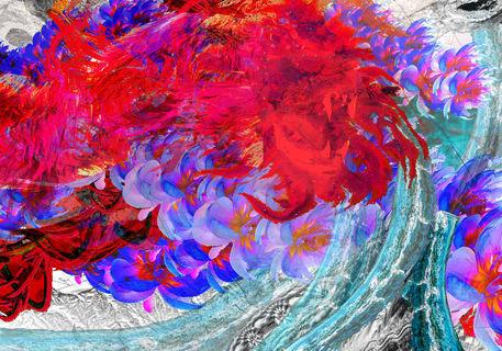 Ja-artwork-breeze-south-lion-soul-violet-flowers