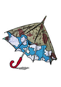 Umbrella von alexey-shpagin