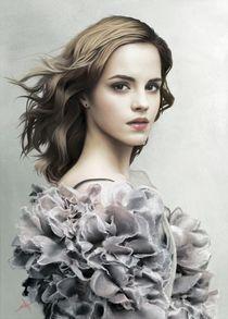 Emma Watson von Emanuel Sandu