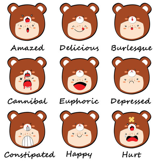 Bears-expressions