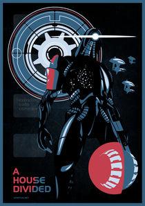 Mass Effect 2: Legion fanart by Anna Khlystova