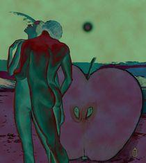 Love of aple von Andrey Abramov
