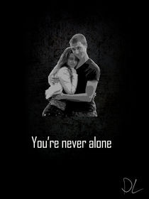 You're never alone by devidlitschi