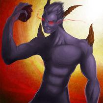Heart - Devil by Israel Beswayan