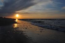 Sonnenuntergang Koserow von Dominic von Stösser