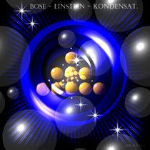 """""""Bose - Einstein"""" Kondensat. von Bernd Vagt"""