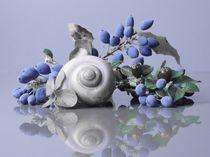 Blue Art II von Tanja Riedel