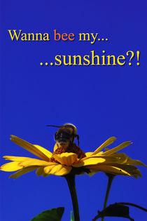 Wanna-bee-my-sunshine-artflakes