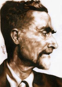 Maurits Cornelis Escher by Hagop Der Hagopian