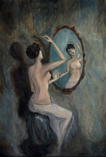 Narcism by Katerina Kopaeva