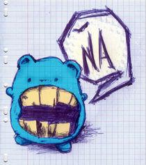 ÑA! by Gustavo Monky Urquieta