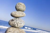 Seashore Stones von Alex Bramwell