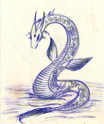 Dragon von Emilia Mocan