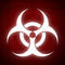 Biohazard-symbol-red-background