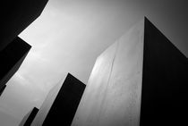 Holocaust Memorial - Berlin by Leonardo Filippi