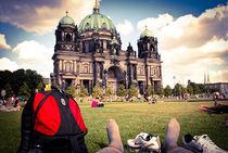 Berlin at my feet by Leonardo Filippi