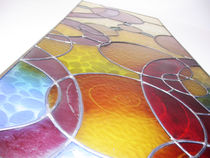 Stained Glass 6 by Ester Brunini
