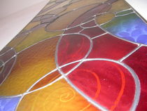 Stained Glass 5 von Ester Brunini