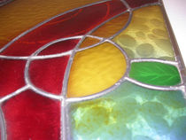 Stained Glass 3 by Ester Brunini