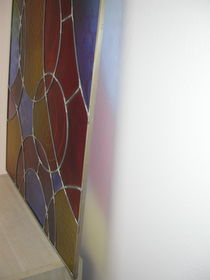 Stained Glass 1 by Ester Brunini