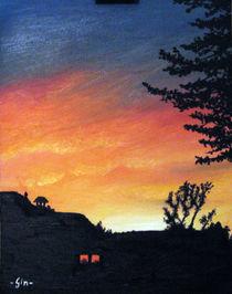 Dawn by Eleonora Rini