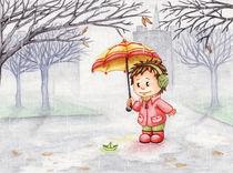 Rainy day by Ilona Sula