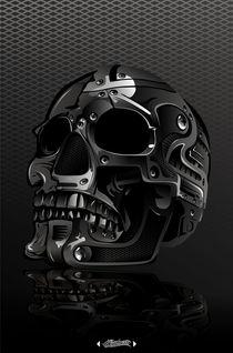 Metal Skull von inu mocca