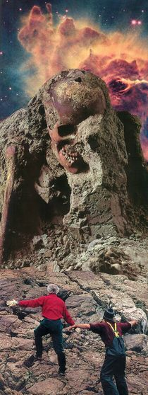 the bones of an idol by Jesse  Treece
