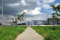 Stadtlandschaft - Berlin - Friedrichshain von captainsilva