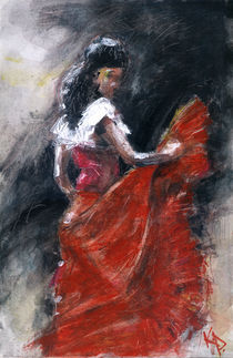 ,, Flamenco '' von Krasimir Rizov