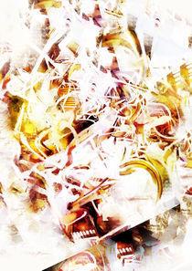 Gilded flow by Dennis Kjellström