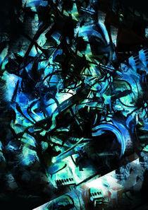 Blue system by Dennis Kjellström