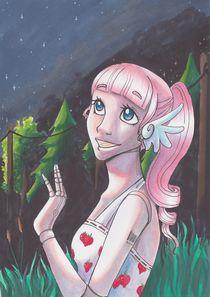 Summer Nights von Cecilia Gustafsson