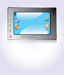 multimedia tablet design von Dorina Boneva