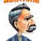 Nietzsche-caricature