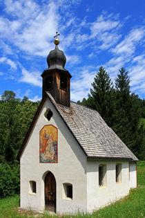 Kleine Kapelle in Südtirol by Wolfgang Dufner